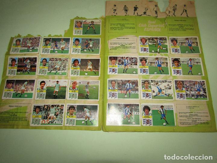 Coleccionismo deportivo: Antiguo Álbum de Futbol LIGA 1982 - 1983 de Ediciones ESTE con Fichaje Maradona - Foto 3 - 277043373