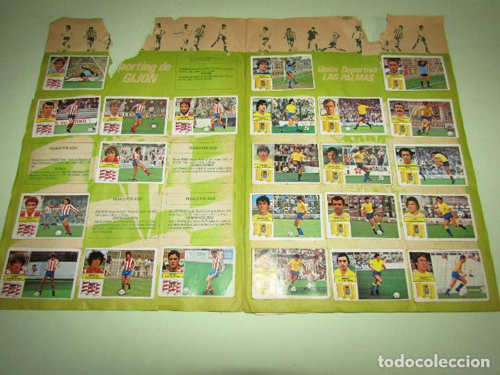 Coleccionismo deportivo: Antiguo Álbum de Futbol LIGA 1982 - 1983 de Ediciones ESTE con Fichaje Maradona - Foto 4 - 277043373