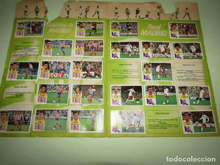 Coleccionismo deportivo: Antiguo Álbum de Futbol LIGA 1982 - 1983 de Ediciones ESTE con Fichaje Maradona - Foto 5 - 277043373