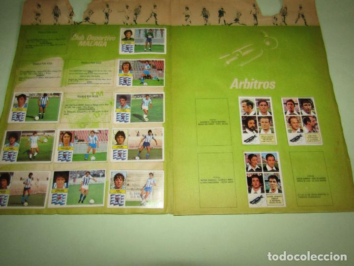 Coleccionismo deportivo: Antiguo Álbum de Futbol LIGA 1982 - 1983 de Ediciones ESTE con Fichaje Maradona - Foto 6 - 277043373