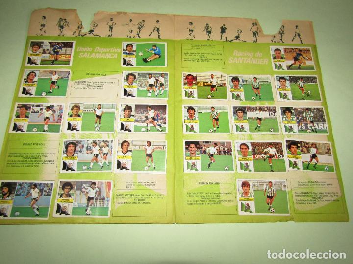 Coleccionismo deportivo: Antiguo Álbum de Futbol LIGA 1982 - 1983 de Ediciones ESTE con Fichaje Maradona - Foto 9 - 277043373