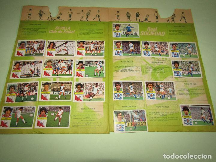 Coleccionismo deportivo: Antiguo Álbum de Futbol LIGA 1982 - 1983 de Ediciones ESTE con Fichaje Maradona - Foto 10 - 277043373