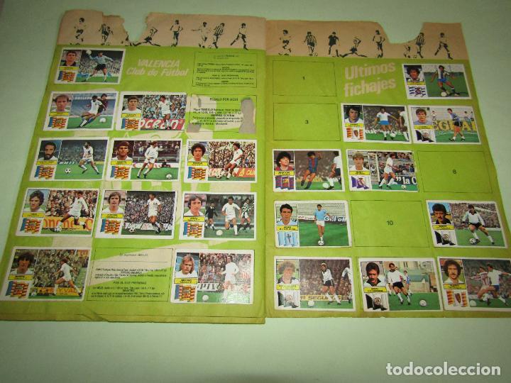 ANTIGUO ÁLBUM DE FUTBOL LIGA 1982 - 1983 DE EDICIONES ESTE CON FICHAJE MARADONA (Coleccionismo Deportivo - Álbumes y Cromos de Deportes - Álbumes de Fútbol Incompletos)