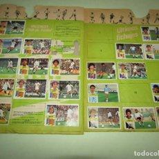 Coleccionismo deportivo: ANTIGUO ÁLBUM DE FUTBOL LIGA 1982 - 1983 DE EDICIONES ESTE CON FICHAJE MARADONA. Lote 277043373