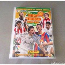 Coleccionismo deportivo: ALBUM VACIO ORIGINAL MEGACRACKS 2010 2011 10 11 PANINI ARCHIVADOR COLECCIÓN CARD LIGA FÚTBOL MESSI. Lote 277714068