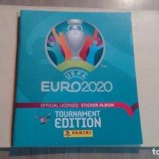 Coleccionismo deportivo: ALBUM - UEFA - EURO 2020 -. Lote 277722053