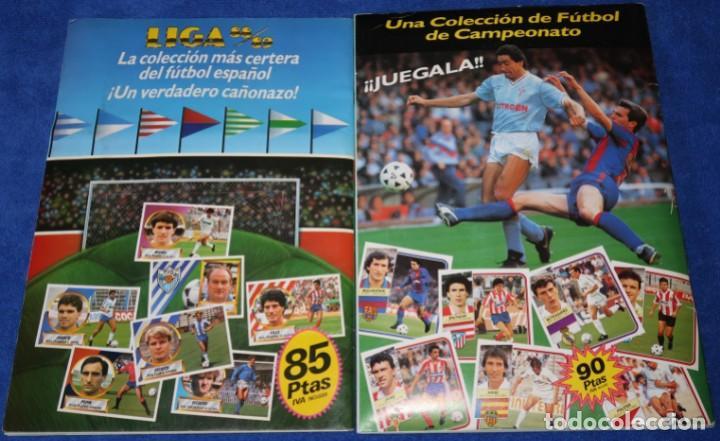 Coleccionismo deportivo: Liga Este 88 89/ 89 90 ¡Muy buen estado! - Foto 2 - 278416583