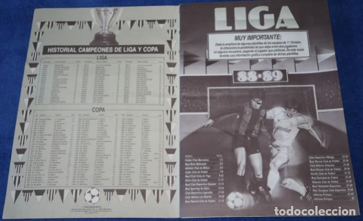 Coleccionismo deportivo: Liga Este 88 89/ 89 90 ¡Muy buen estado! - Foto 3 - 278416583