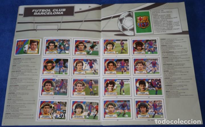 Coleccionismo deportivo: Liga Este 88 89/ 89 90 ¡Muy buen estado! - Foto 4 - 278416583