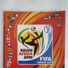 Coleccionismo deportivo: ALBUM VACIO SOUTH AFRICA 2010 FIFA WORLD CUP ESPAÑA CAMPEONA MUNDIAL FUTBOL CROMOS PANINI RV. Lote 282533268
