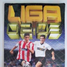 Coleccionismo deportivo: ALBUM CAMPEONATO FUTBOL LIGA 2002 2003 02-03 CONTIENE 397 CROMOS COLECCIONES ESTE RV. Lote 282941878