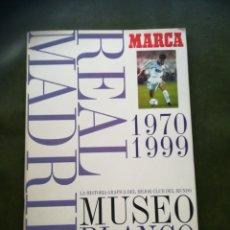 Collezionismo sportivo: ALBUM R. MADRID 1970 1999. Lote 286533603