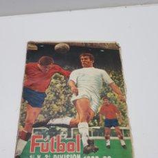 Collezionismo sportivo: ANTIGUO ALBUM DE FUTBOL 1968/69 FHER. Lote 287210008