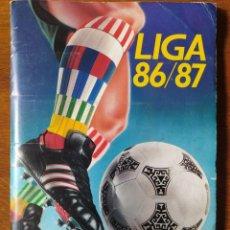 Coleccionismo deportivo: LIGA 86-87 ESTE. Lote 287377768