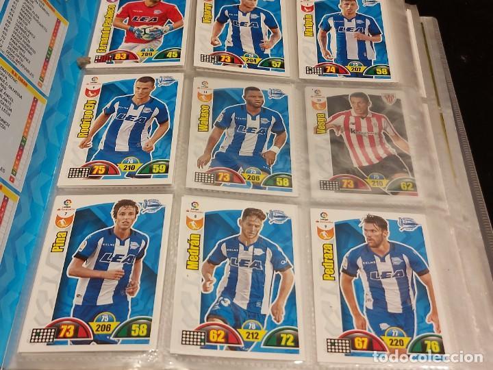 Coleccionismo deportivo: ADRENALYN XL / 2017-18 / ÁLBUM CON 398 TRADING CARDS / NUEVOS. - Foto 4 - 288009283