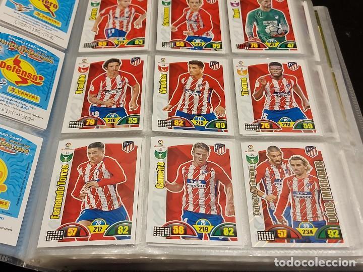 Coleccionismo deportivo: ADRENALYN XL / 2017-18 / ÁLBUM CON 398 TRADING CARDS / NUEVOS. - Foto 5 - 288009283