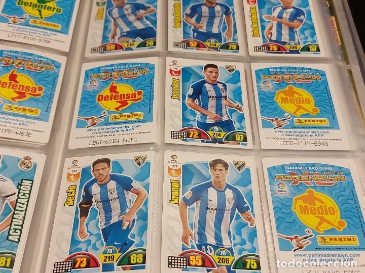 Coleccionismo deportivo: ADRENALYN XL / 2017-18 / ÁLBUM CON 398 TRADING CARDS / NUEVOS. - Foto 9 - 288009283