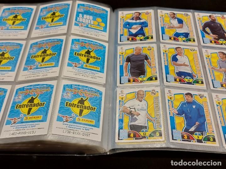 Coleccionismo deportivo: ADRENALYN XL / 2017-18 / ÁLBUM CON 398 TRADING CARDS / NUEVOS. - Foto 12 - 288009283