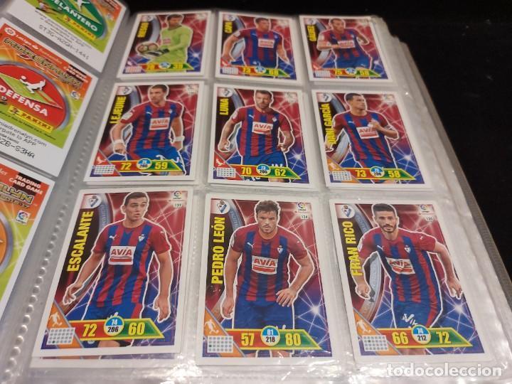 Coleccionismo deportivo: ADRENALYN XL / 2016-17 / ÁLBUM CON 402 TRADING CARDS / NUEVOS. - Foto 5 - 288062133