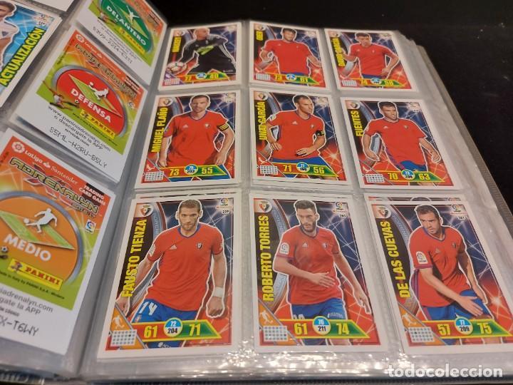 Coleccionismo deportivo: ADRENALYN XL / 2016-17 / ÁLBUM CON 402 TRADING CARDS / NUEVOS. - Foto 8 - 288062133