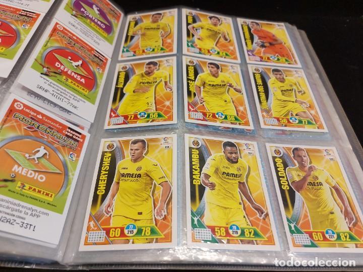 Coleccionismo deportivo: ADRENALYN XL / 2016-17 / ÁLBUM CON 402 TRADING CARDS / NUEVOS. - Foto 10 - 288062133