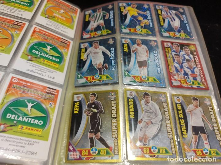 Coleccionismo deportivo: ADRENALYN XL / 2016-17 / ÁLBUM CON 402 TRADING CARDS / NUEVOS. - Foto 13 - 288062133