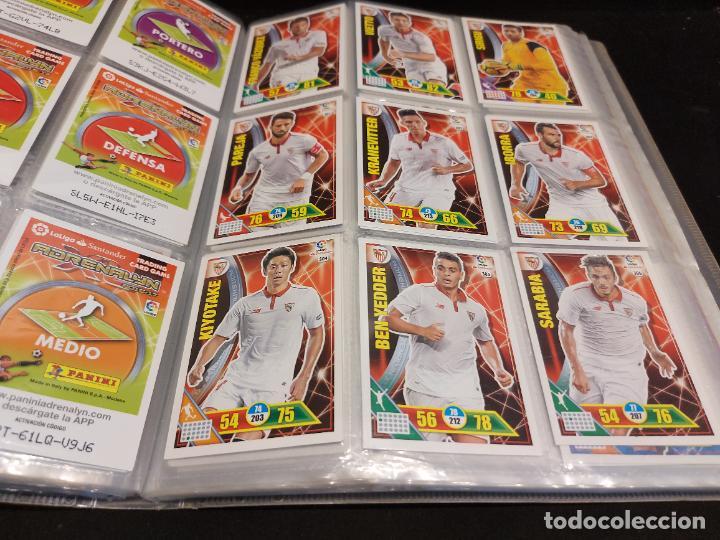 ADRENALYN XL / 2016-17 / ÁLBUM CON 402 TRADING CARDS / NUEVOS. (Coleccionismo Deportivo - Álbumes y Cromos de Deportes - Álbumes de Fútbol Incompletos)