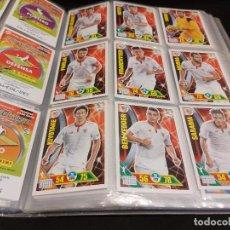 Coleccionismo deportivo: ADRENALYN XL / 2016-17 / ÁLBUM CON 402 TRADING CARDS / NUEVOS.. Lote 288062133