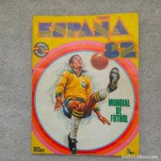Coleccionismo deportivo: MUNDIAL DE FUTBOL ESPAÑA 82. FHER. 231 CROMOS DE 288 Y 18 BANDERAS. Lote 288065233