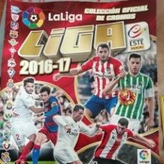 Coleccionismo deportivo: EDICIONES ESTE 2016-17 CONTIENE 255 CROMOS. Lote 288217618