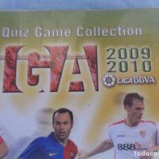Coleccionismo deportivo: ALBUM LIGA 2009-2010. CON 358 CROMOS.. Lote 288300328
