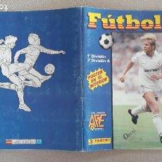 Coleccionismo deportivo: FUTBOL 89 PANINI 1988/1989 88/89 ÁLBUM DE CROMOS CON 199 CROMOS. Lote 288569148