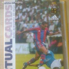 Coleccionismo deportivo: VIRTUAL CARDS, GOLES MEMORABLES DEL BARÇA, EL MUNDO DEPORTIVO 1997 BARCELONA. Lote 288618993
