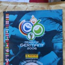 Coleccionismo deportivo: ALBUM INCOMPLETO ALEMANIA 2006. Lote 288624613