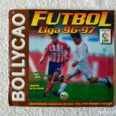 Coleccionismo deportivo: ALBUM FUTBOL LIGA 96-97 CAMPEONATO NACIONAL DE LIGA 1996/97 PRIMERA DIVISIÓN - BOLLYCAO 1996-1997. Lote 288648158