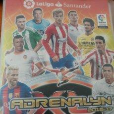 Coleccionismo deportivo: ADRENALYN 2016-17 CONTENIDO EN EL INTERIOR. Lote 288703383