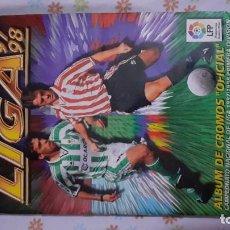 Coleccionismo deportivo: ALBUM CROMOS LIGA 97 98. Lote 289766803