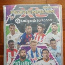 Coleccionismo deportivo: COLECCION ADRENALYN LIGA 2019- 20 - PANINI- ALBUM BASTANTE COMPLETO, CON VER FOTOS.... Lote 290160118