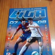 Coleccionismo deportivo: IS-77 ALBUM DE CROMOS TEMPORADA 07-08 VACIO. Lote 293905863