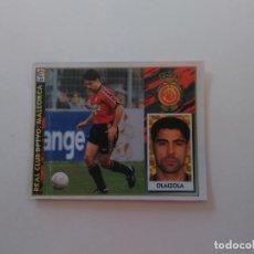 Coleccionismo deportivo: OLAIZOLA MALLORCA CROMO STICKER FUTBOL EDICIONES ESTE LIGA 1997-1998 97-98. Lote 293937948