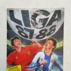 Coleccionismo deportivo: ÁLBUM DE CROMOS INCOMPLETO LIGA 87 88 FÚTBOL 1 DIVISIÓN ( BASTANTES CROMOS ). Lote 294503253