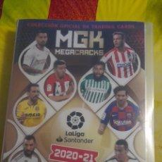 Coleccionismo deportivo: ARCHIVADOR DE MEGACRACKS 2020--2021. Lote 294505473