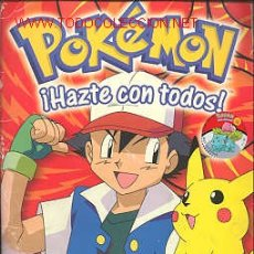 Coleccionismo Álbumes: ALBUM DE CROMOS - POKEMON. Lote 27037263