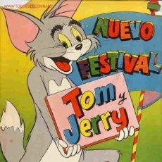 Coleccionismo Álbumes: ALBUM NUEVO FESTIVAL TOM Y JERRY FHER VACIO. Lote 43067364