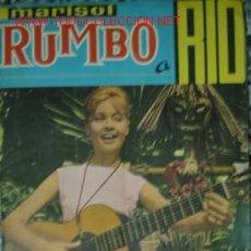 Coleccionismo Álbumes: MARISOL RUMBO A RIO. Lote 22150170