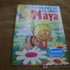 Coleccionismo Álbumes: LAS AVENTURAS DE LA ABEJA MAYA. Lote 3300106