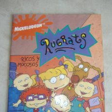 Collectable Incomplete Albums - album de cromos incompleto - rugrats - 14925928