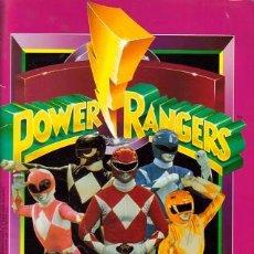 Coleccionismo Álbumes: POWER RANGERS ( ESTE ) ORIGINAL 1994. Lote 27205294