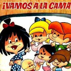 Coleccionismo Álbumes: ALBUM DE CROMOS (VAMOS A LA CAMA) (BRUGUERA) (180-CROMOS) (FALTAN-50). Lote 7093540