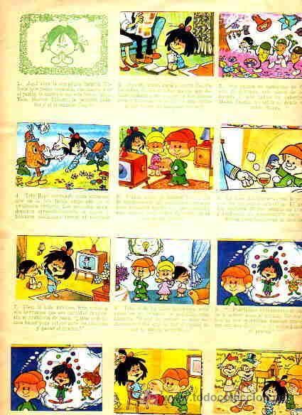 Coleccionismo Álbumes: Album de Cromos (Vamos a la Cama) (Bruguera) (180-Cromos) (Faltan-50) - Foto 2 - 7093540